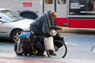 Bicyclist: San Francisco, CA